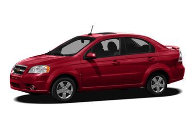 Recall Alert: 2009-2010 Chevrolet Aveo, 2009 Pontiac G3
