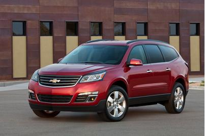 Recall Alert: 2009-2014 GM Full-Size Crossovers