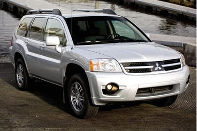 Recall Alert: 2006-2008 Mitsubishi Endeavor