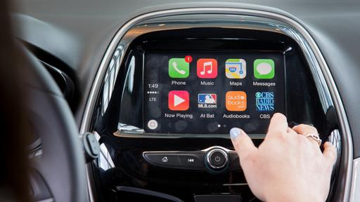Apple CarPlay and Android Auto Vs. Native Car Tech: What's More Distracting?