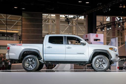 10 Biggest 2019 Chicago Auto Show Stories: 2020 Toyota Tacoma Triumphs