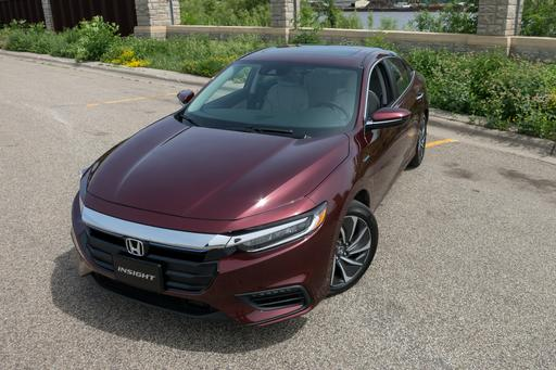 2019 Honda Insight First Drive: Like a Prius, Only Prettier