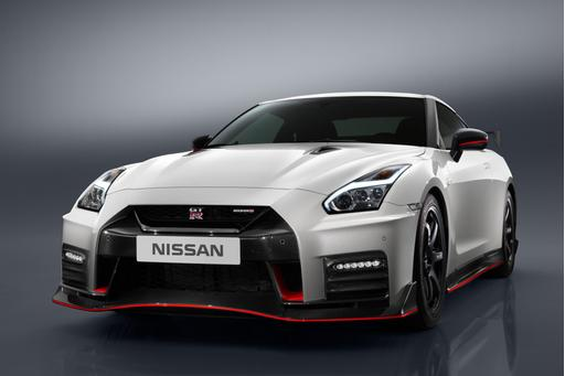Nissan Reveals Race-Ready 2017 GT-R NISMO
