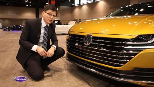2019 Volkswagen Arteon Video Review