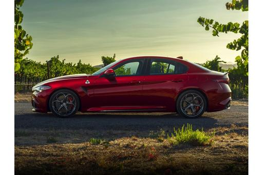 2018 Alfa Romeo Giulia: What's the Cost of a Fill-Up?