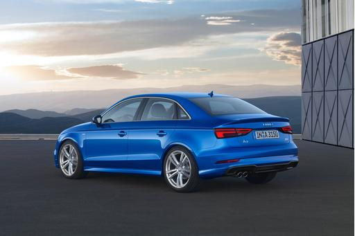 2017 Audi A3: What's Changed