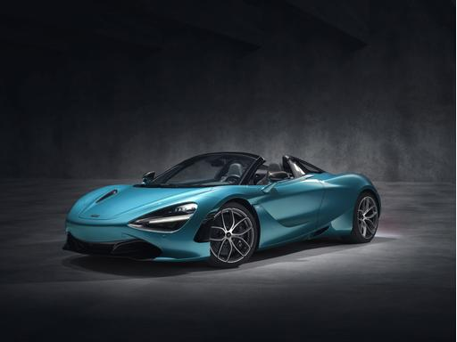 Along Came a Spider: McLaren 720S Drops Top