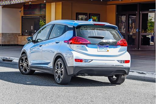 2017 Chevrolet Bolt EV Starts at $37,495