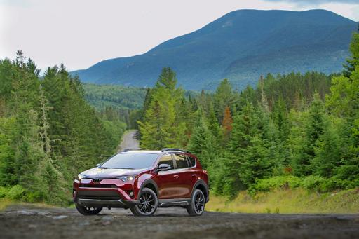 2018 Toyota RAV4 Adventure Preview