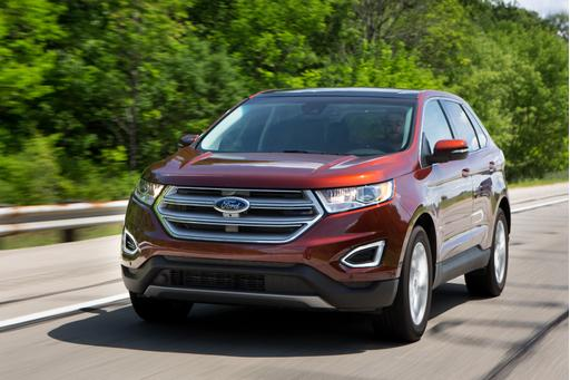 2016 Mid-Size SUV Driving Ranges
