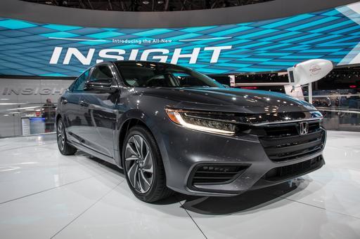 Want a 55-MPG Honda Civic? Check Out the 2019 Honda Insight