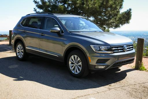 2018 Volkswagen Tiguan Review: First Drive
