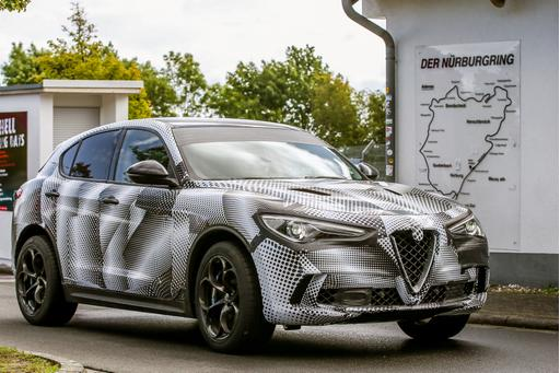 Alfa Romeo Claims Stelvio Is Speediest SUV, but Is It?