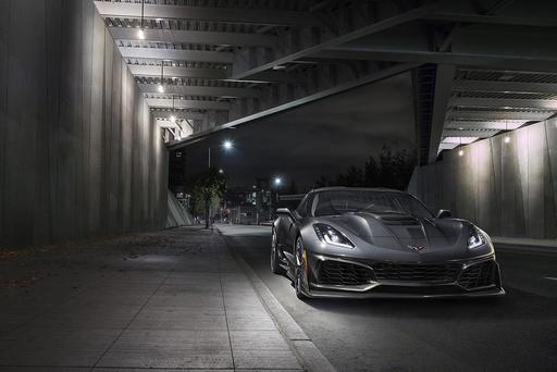 2019 Chevrolet Corvette ZR1: Fastest. Vette. Ever.