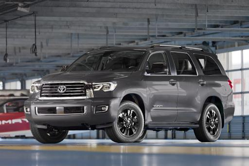 2018 Toyota Sequoia Preview