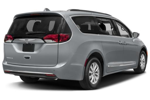 2017-2018 Chrysler Pacifica: Recall Alert