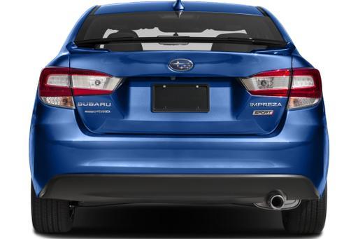 2017 Subaru Impreza: Recall Alert