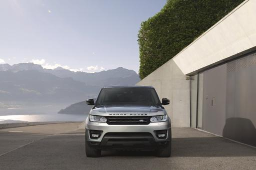 2017 Land Rover Range Rover Sport Adds Tech, Driver-Assistance Features
