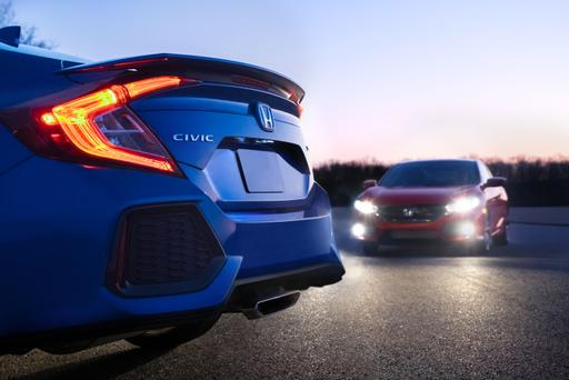 Call It a Skinny Refresh for the Honda Civic Si, and Here's the Skinny