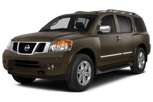 Recall Alert: 2015 Nissan Armada