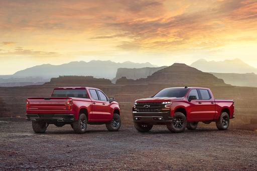 2019 Chevrolet Silverado Reveal Tops What's New on PickupTrucks.com