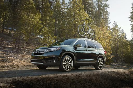 Updates for 2019 Put Honda Pilot Back on Flight Path