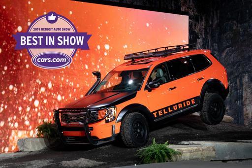 2019 Detroit Auto Show: Best in Show