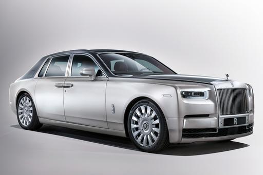 2018 Rolls-Royce Phantom to Make Opulent Debut in Detroit