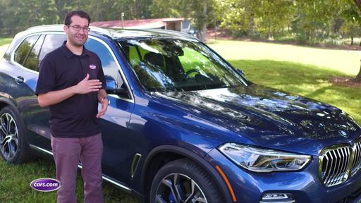 2019 BMW X5: No More Mr. Nice Guy