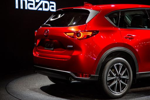 2017 Mazda CX-5 Review: Photo Gallery