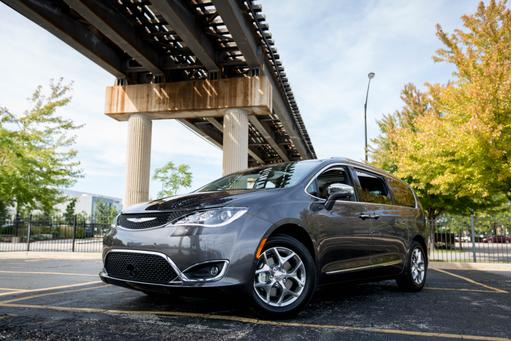 2015 Chrysler Town and Country: Explaining the Trim Levels | News | Cars.com
