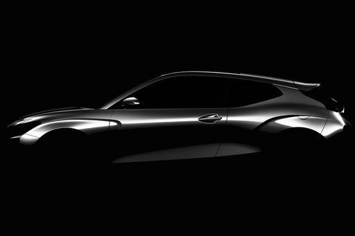 Detroit-Bound 2019 Hyundai Veloster Still Funky, Still 3-Door