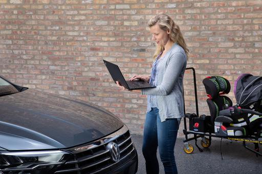 How Do Car Seats Fit in a 2019 Volkswagen Jetta?