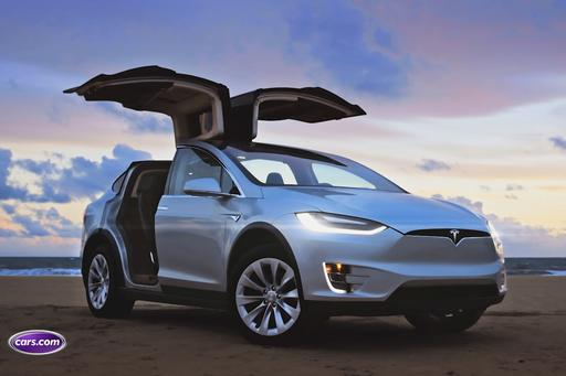 We Reviewed the Tesla Model X and Didn't Say That Guy's Name Once: Video