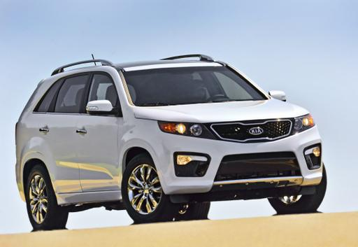 2013 kia sorento overview. Black Bedroom Furniture Sets. Home Design Ideas
