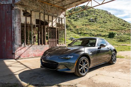 2019 Mazda MX-5 Miata RF Increases in Price, Power