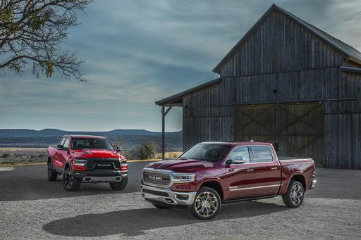 2019 Ram 1500 Video Review