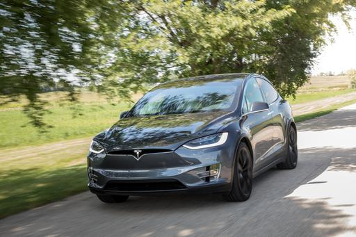 2018 Tesla Model X Review: A Polished Electric Car Meets an Eccentric SUV