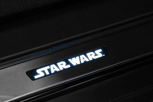 May the Fourth Be With This 'Star Wars' Car Gear