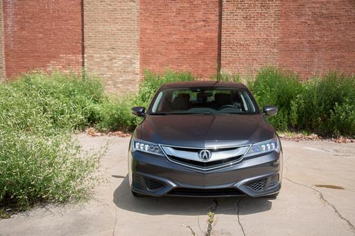 Our view: 2016 Acura ILX