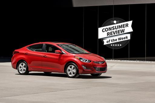Consumer Review Of The Week 2016 Hyundai Elantra
