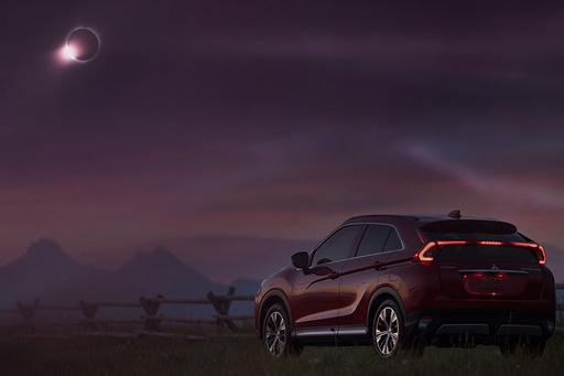 2018 Mitsubishi Eclipse Cross: An Odd Duck in Name, Design
