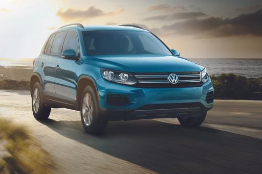 2017 Volkswagen Tiguan Lives On as Value-Priced Limited