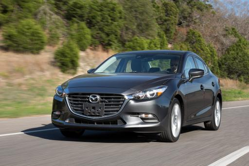What's the Most Fun-to-Drive Compact Sedan?