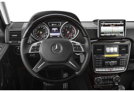 2013-2016 Mercedes-Benz G550 and AMG G63, 2016 AMG G65: Recall Alert