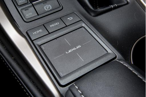 Lexus NX 300h Remote Touch Hits Sore Spot