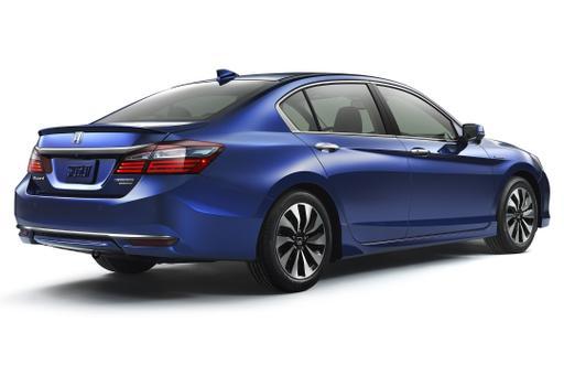 Honda Announces Pricing for 2017 Accord Hybrid