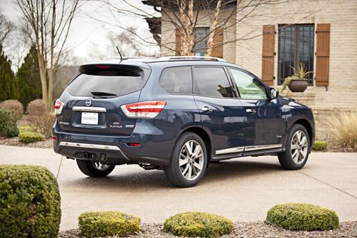 2013-2014 Nissan Pathfinder Transmission Issue