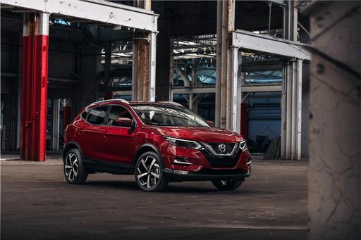 2020 Nissan Rogue Sport: A Li'l More Sport, a Li'l Less Rogue