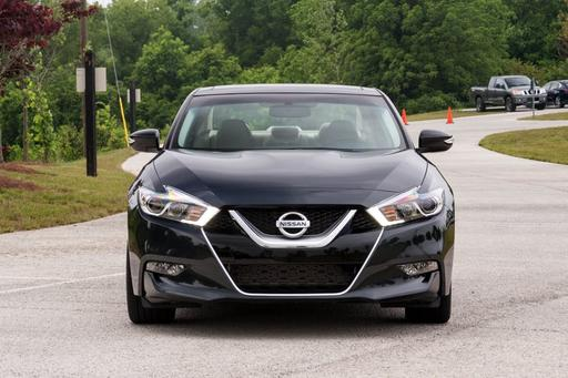 Our View: 2017 Nissan Maxima